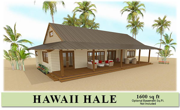 Small timber frame house plans hamill creek for Home plans hawaii