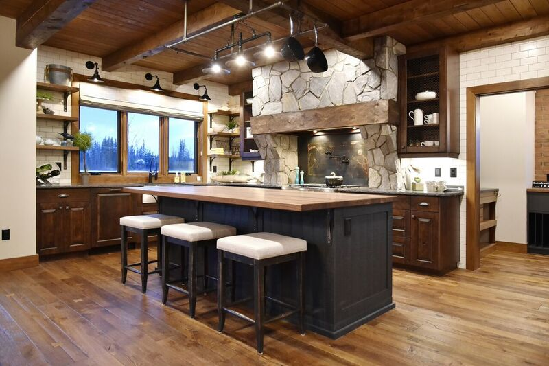 Amazing Timber Frame Kitchen Ideas | Hamill Creek Timber Homes